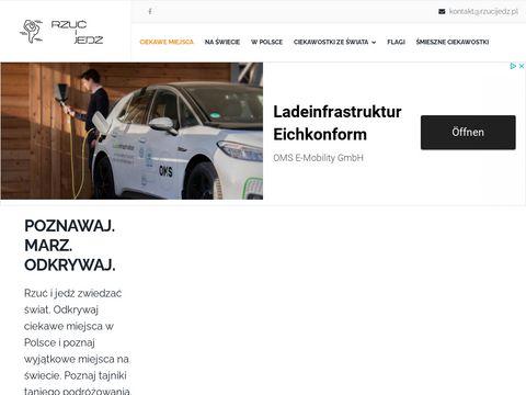 Vacacion.pl ciekawe miejsca w Polsce