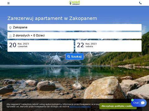 Apartamenty - visitzakopane.pl