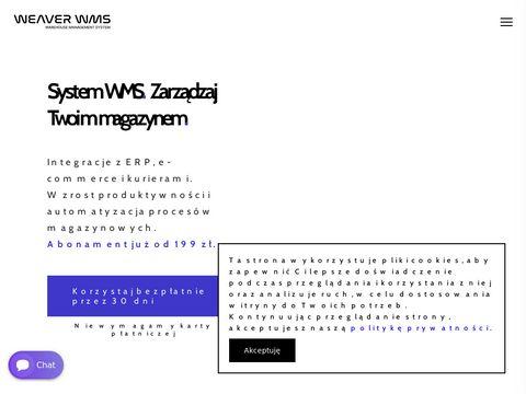 Weaversoft.pl aplikacje dedykowane