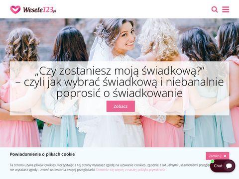 Wesele123.pl - sale weselne Kraków