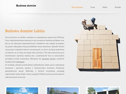 Wdomy.pl budowa Lublin