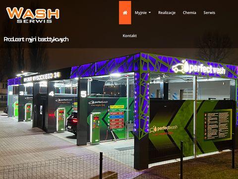 WashSerwis.pl montaż i serwis myjni bezdotykowych