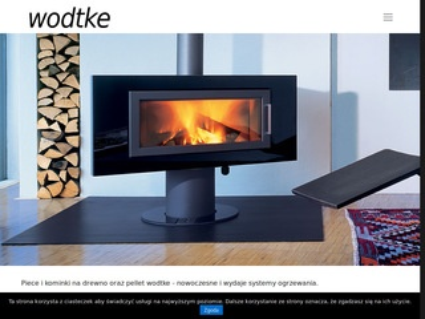 Wodtke.com.pl kominki na pellet