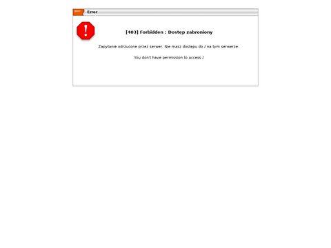 Rosmosis - filtry do wody
