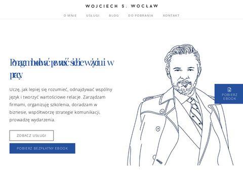 Wojciechswoclaw.pl - konferansjer