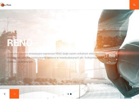 Akmapolska.pl osuszanie ścian fundamentowych