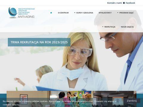 Antiaging.edu.pl kurs medycyny estetycznej