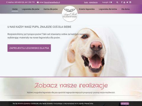 Angelbeds.pl posłania dla psa