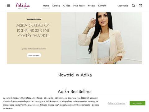 Adikasklep.pl odzież damska sklep online