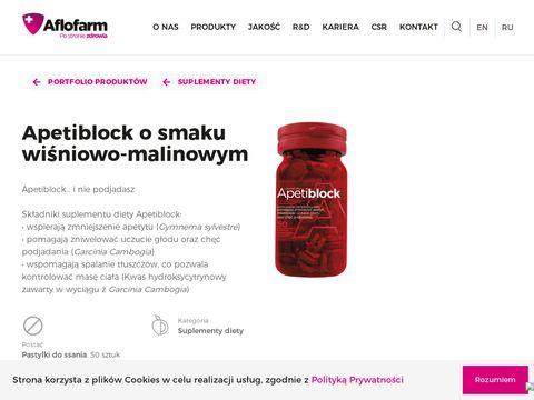 Apetiblock.pl tabletki