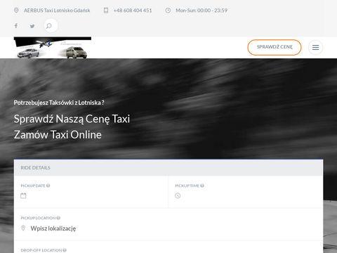 AerBus Taxi Gdańsk