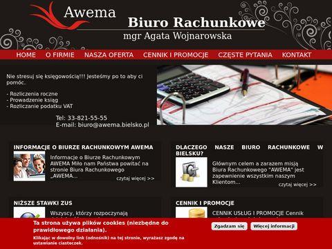 Awema-bielsko.pl biuro księgowe