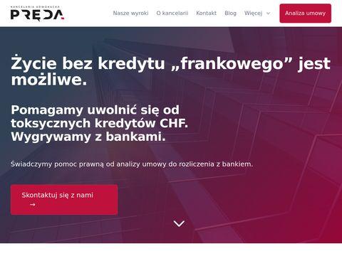 Bartoszpreda.pl kancelaria adwokacka Głogów