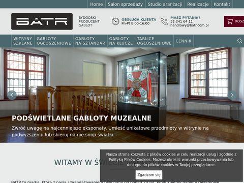 Batr.com.pl gablota