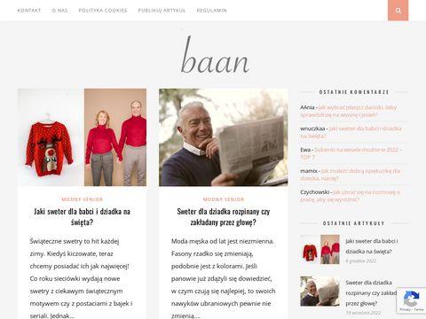 Baan.pl moda na plaży poradnik