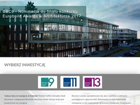 Bbc-krakow.pl biura do wynajęcia
