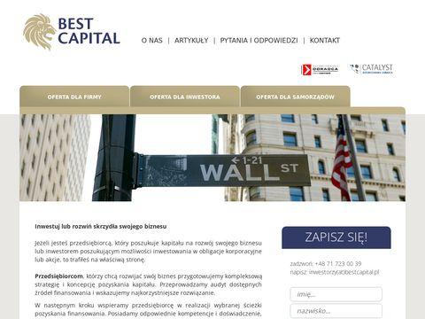 Bestcapital.pl Inwestowanie środków w obligacje