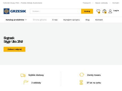 Budujznami.pl hurtownia budowlana