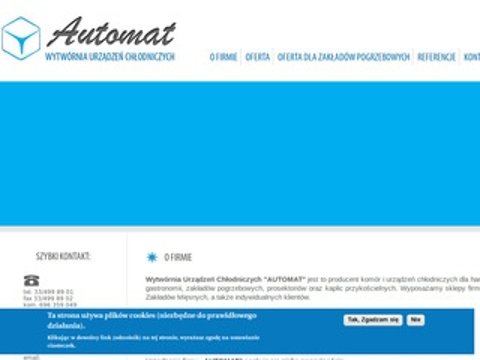 Chlodnictwo-automat.pl wyposażenie prosektorium