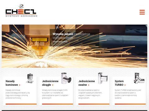 Checz systemy kominowe Gdańsk
