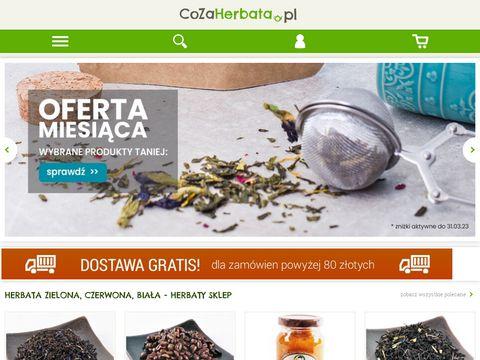 CoZaHerbata.pl - sklep z herbatą