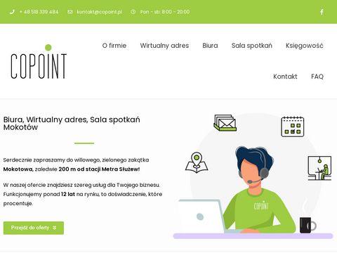 Copoint.pl wirtualne biuro