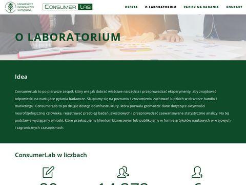 Consumerlab.pl badania konsumentów