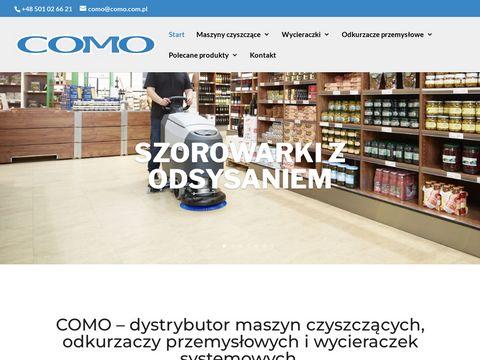 Como.com.pl - odkurzacz centralny