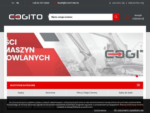 Cogitoeu.pl filtry do maszyn budowlanych
