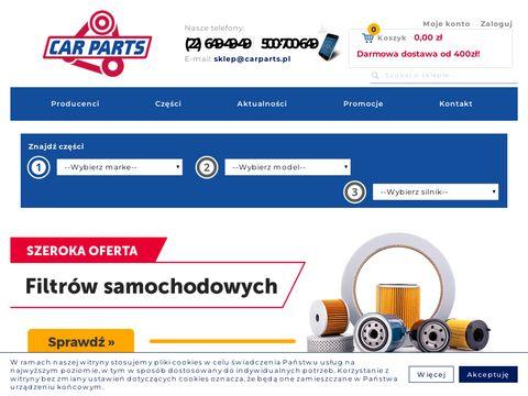 Carparts.com.pl zamów części zamienne do auta