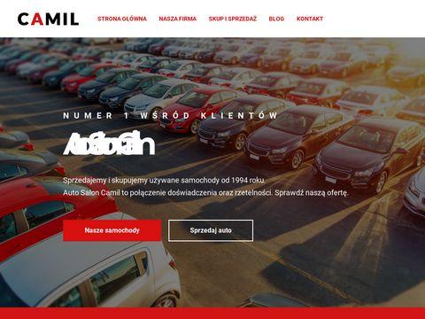 Camil.pl - skup aut