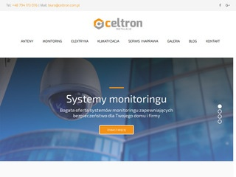 Celtron.com.pl instalacja anten