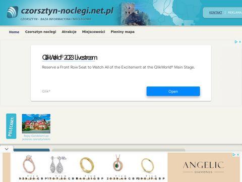 Czorsztyn-noclegi.net.pl kluszkowce noclegi