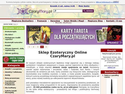 Czarymary.pl księgarnia ezoteryczna