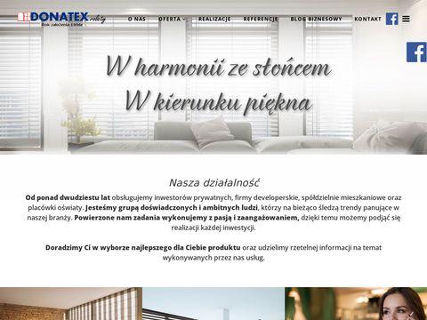 Donatex.pl remonty Warszawa