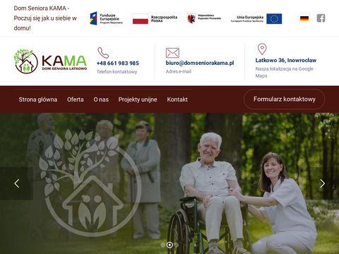 Domseniorakama.pl - dom opieki Toruń