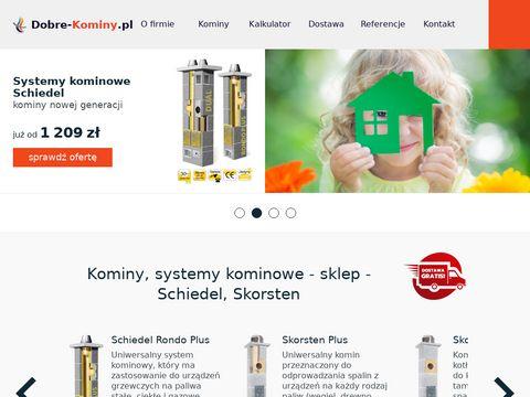 Dobre-kominy.pl systemowe