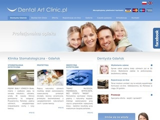 Dental Art Clinic stomatolog Gdańsk