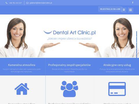 Dental Art Clinic stomatolog Gdańsk