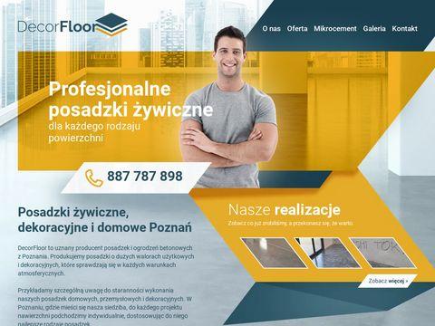 Decorfloor.pl - posadzki żywiczne Poznań