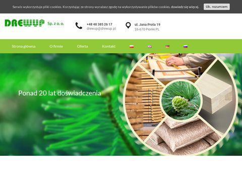 Drewup.pl - fronty drewniane
