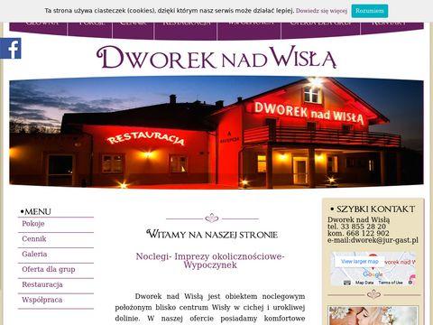 Dworeknadwisla.pl camping