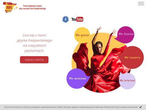 Hiszpański w El ABC Latino
