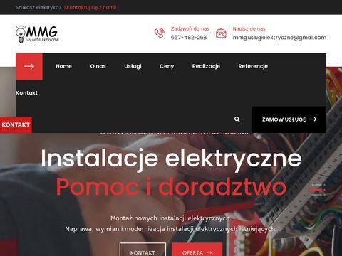 Elektrykgdansk.com wymiana instalacji