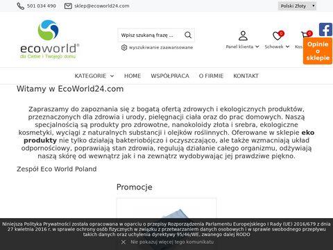 Ecoworld24.com ekologiczne produkty