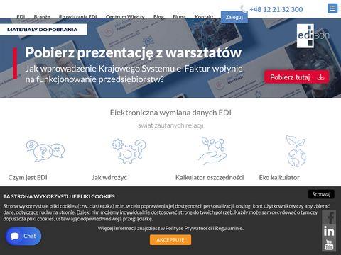Edison.pl - elektroniczny obieg dokumentów