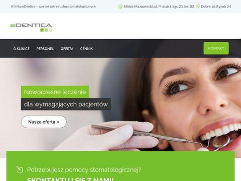 Edentica.pl dentysta Mińsk Mazowiecki