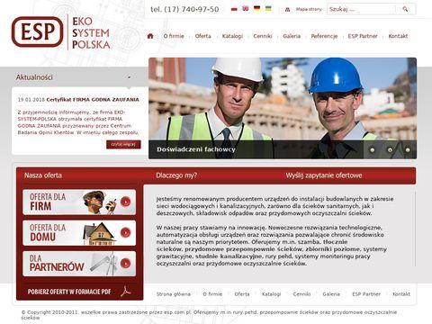 Esp.com.pl Eko System Polska