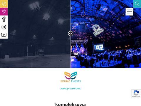 Evtrad.pl imprezy integracyjne dla firm