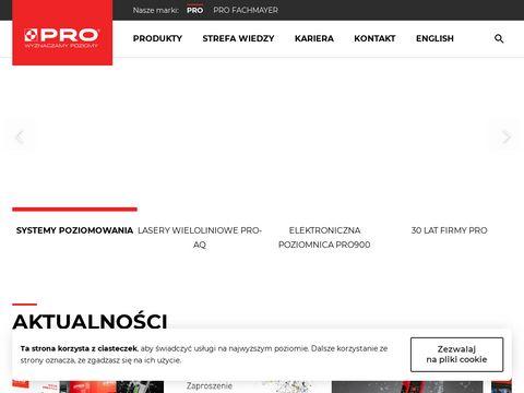 Firma-pro.pl - poziomnica